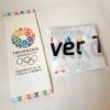 2020 東京オリンピック 誘致 スティックバルーン パンフレット