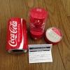 コカ・コーラ 当たり缶 HAPPY CAN ヘッドホン 未使用美品