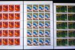 記念切手シート★日本万国博(第1次)★50円10枚/15・7円各20枚