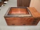 黒柿 欅 火鉢 稀少品 展示品しあわせ家内繁栄 高級和家具