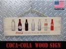 アメリカンダイナー! コカコーラ ウッドサイン 木製看板 58542