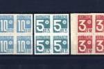 66326-台湾数字 3種 田型 未 NH