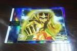 聖闘士星矢 トレーディングカード アマダ Ⅱ-H 25 キラカード 美品 カードダス THE MOVIE 劇場版
