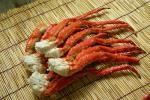 《カニセール》訳あり特大ボイルたらば蟹足3キロ同梱可脚折爪
